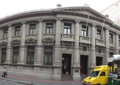 B Chile Valpo Prat.El 1er Banco del país. Ex banco ValaparisoJPG